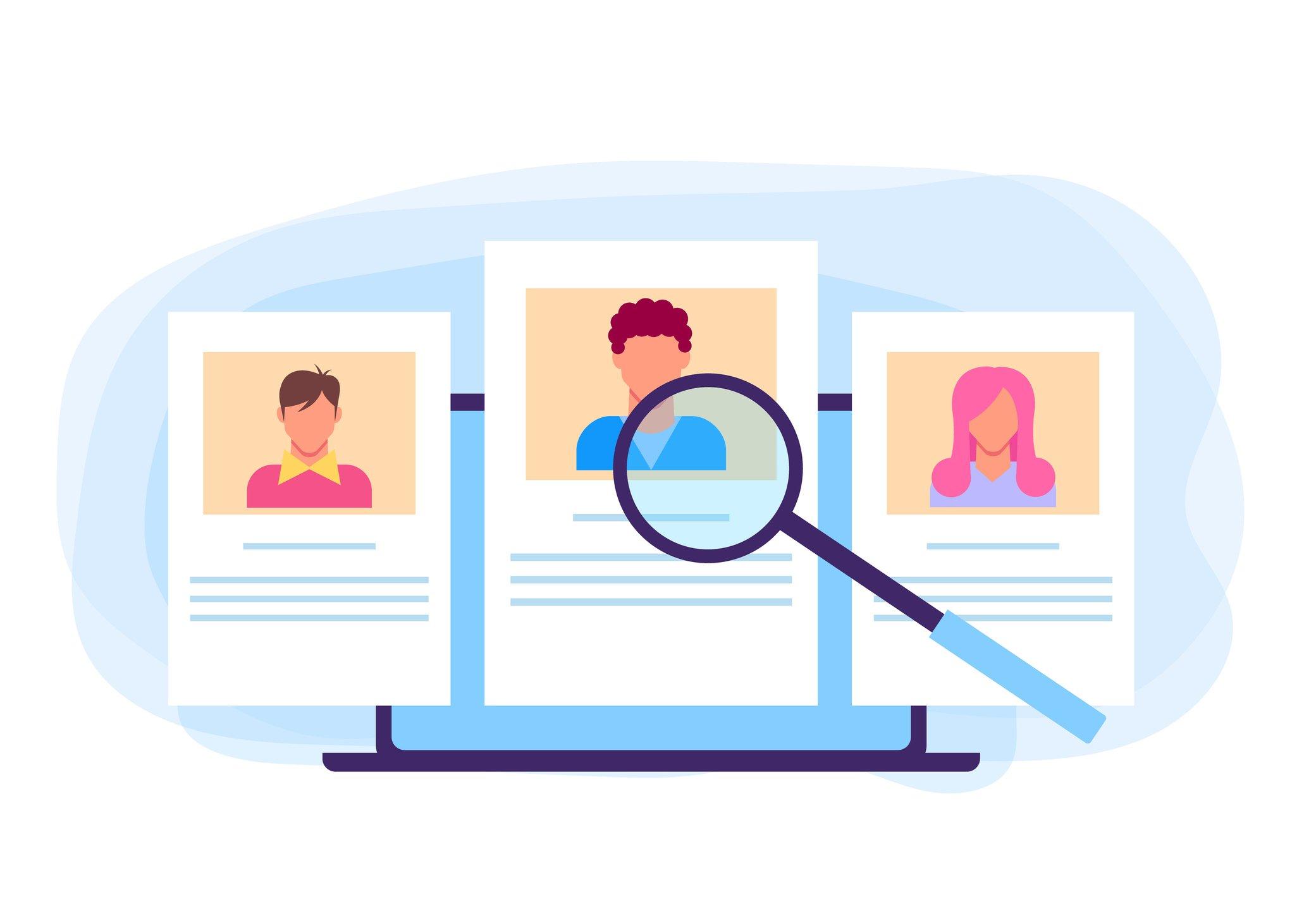 hubspot customer data lead generation concept